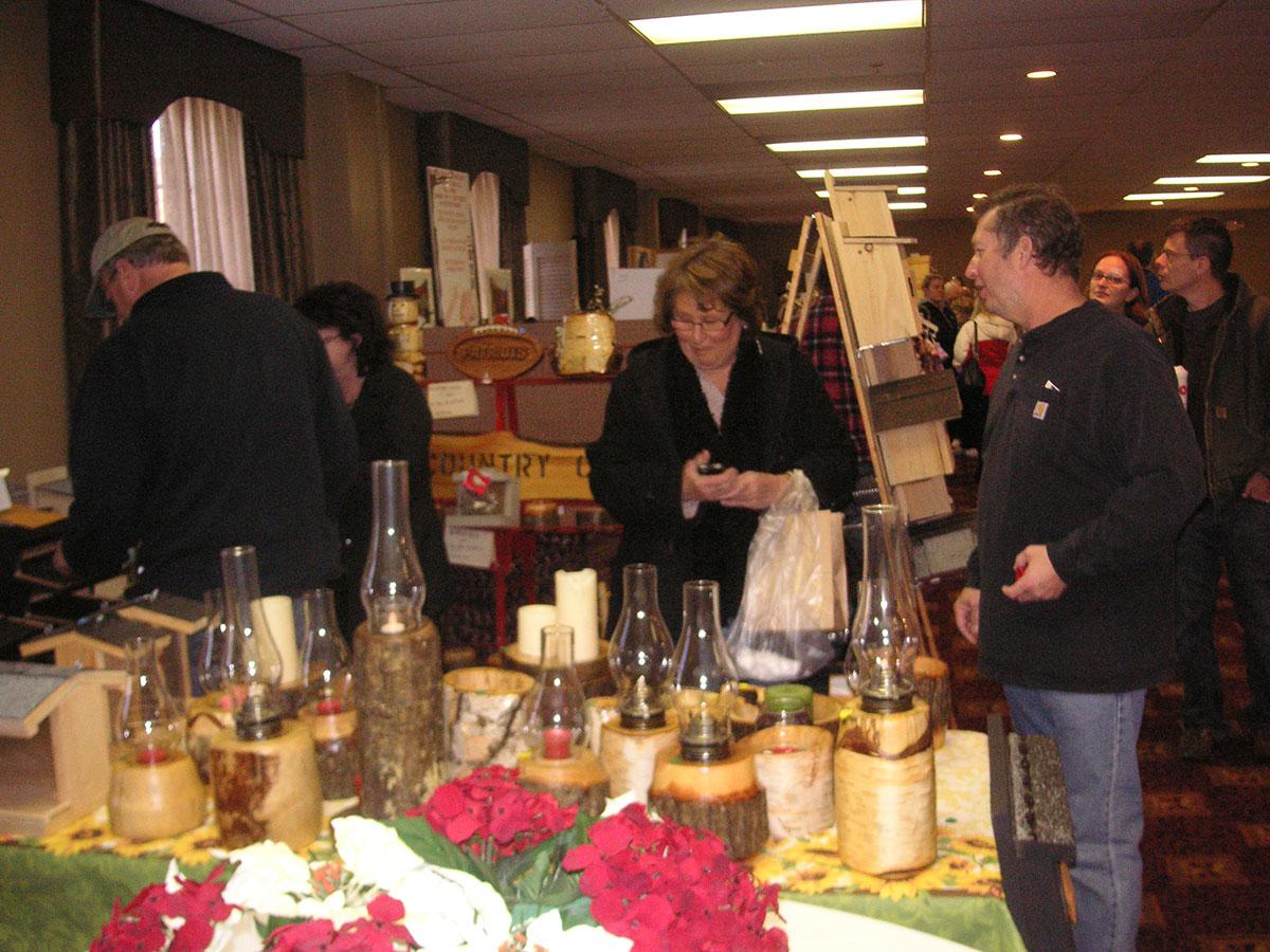 Lakes Region Craft Fair Nh