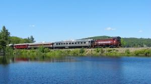 Winnipesaukee Scenic Railroad - 2014 Maiden Cove