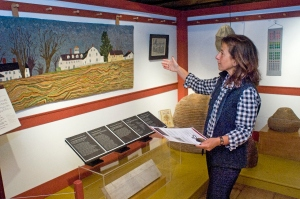 Canterbury Shaker Village Exhibit Fall 2014