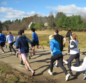 Moulton Farm Run